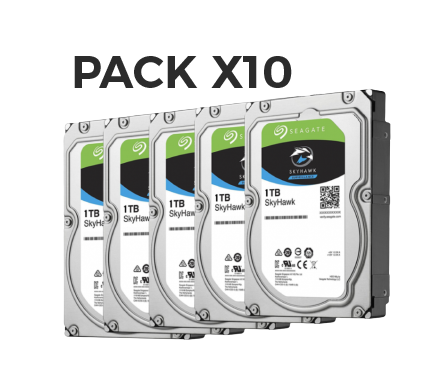 HDD1T SEAGATE SV7-Pack10